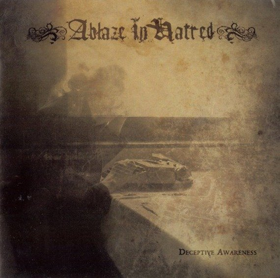 płyta CD: ABLAZE IN HATRED - DECEPTIVE AWARENESS