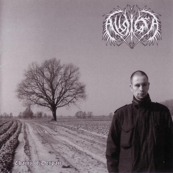 płyta CD: AURIGA (GER) - CHAINS OF DESPAIR