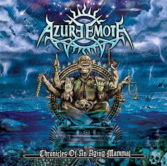 płyta CD: AZURE EMOTE - CHRONICLES OF AN AGING MAMMAL