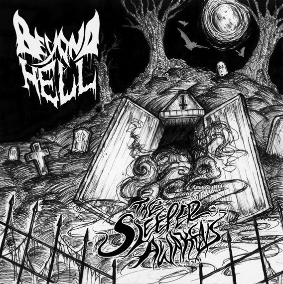 płyta CD: BEYOND HELL - THE SLEEPER AWAKENS