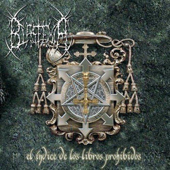 płyta CD: BLASFEMIA - EL INDICE DE LOS LIBROS PROHIBIDOS