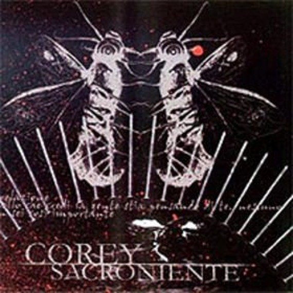 płyta CD: COREY - SACRONIENTE