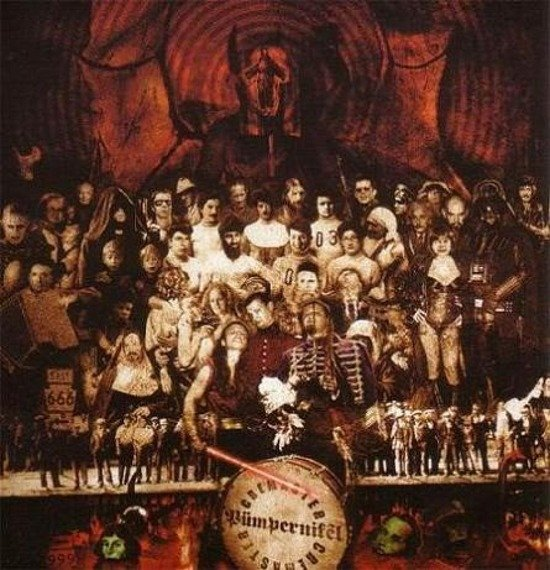 płyta CD: CREMASTER - PUMPERNIKEL