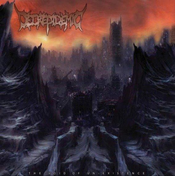 płyta CD: DECREPIDEMIC - THE VOID OF UN-EXISTENCE