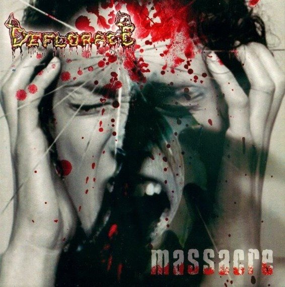 płyta CD: DEFLORACE - MASSACRE