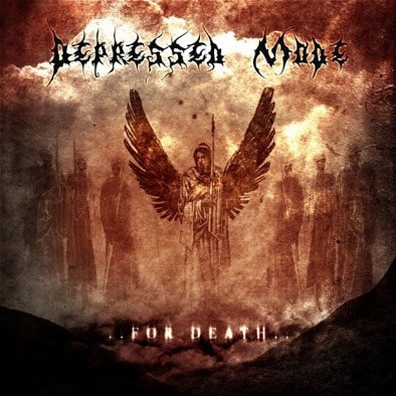 płyta CD: DEPRESSED MODE - ..FOR DEATH..