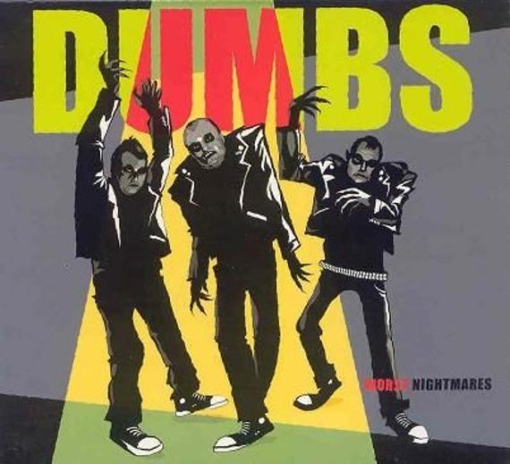 płyta CD: DUMBS - WORST NIGHTMARES