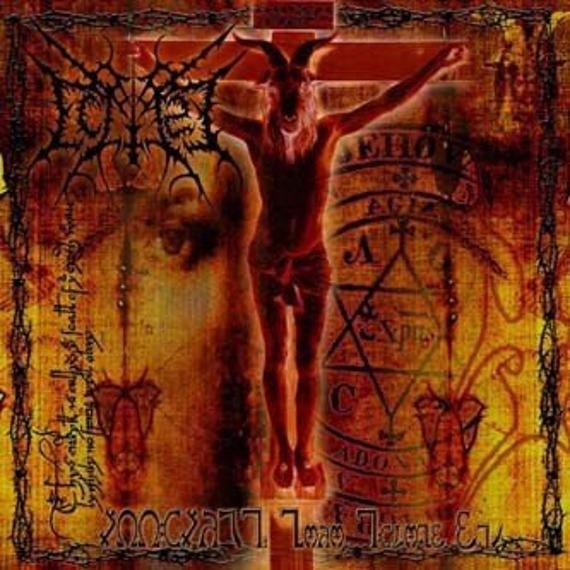 płyta CD: ECLYPSE - APPLAUSE: JHVH ELOHIM MET (RM666 003)