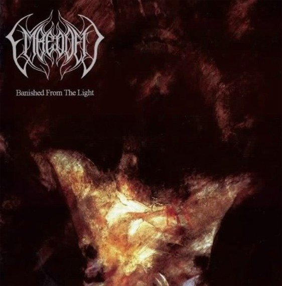 płyta CD: EMBEDDED - BANISHED FROM THE LIGHT