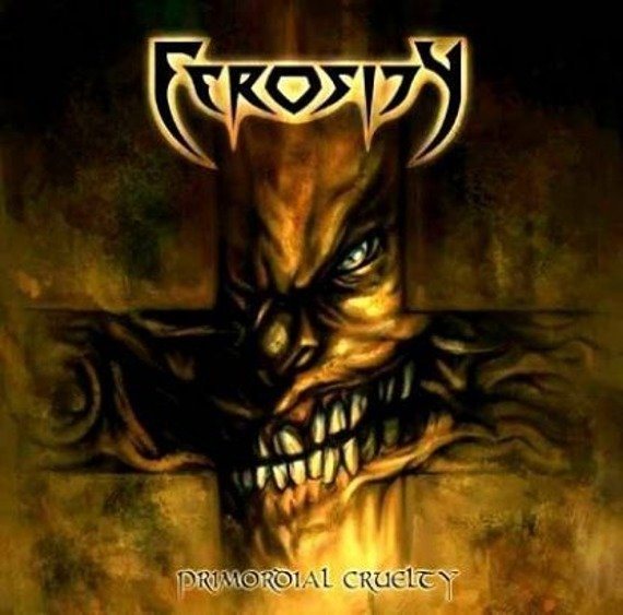 płyta CD: FEROSITY - PRIMORDIAL CRUELTY
