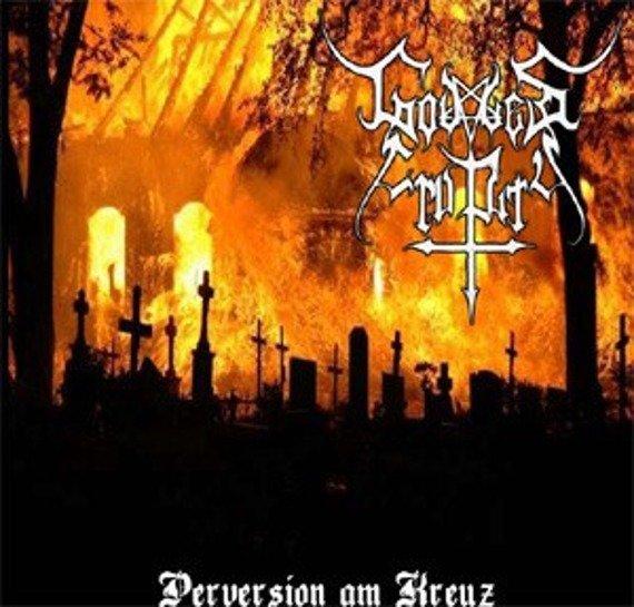 płyta CD: GODLESS CRUELTY - PERVERSION AM KREUZ