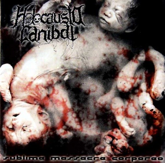 płyta CD: HOLOCAUSTO CANIBAL - SUBLIME MASSACRE CORPÓREO