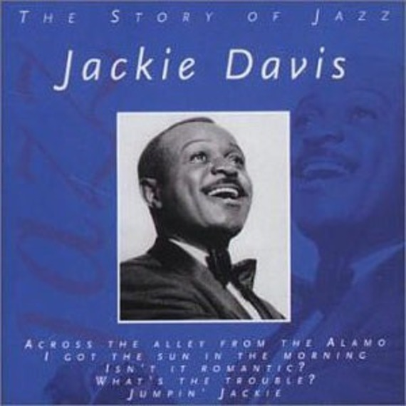 płyta CD: JACKIE DAVIS: THE STORY OF JAZZ
