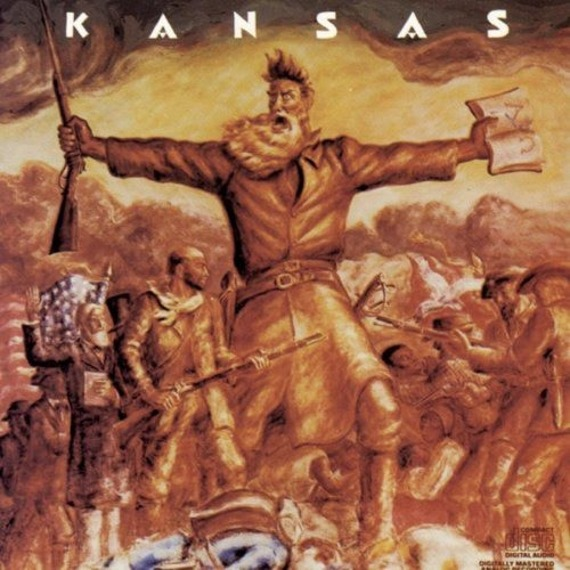 płyta CD: KANSAS - KANSAS