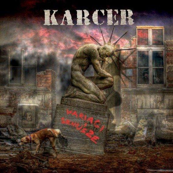płyta CD: KARCER - WARIACI I GENIUSZE