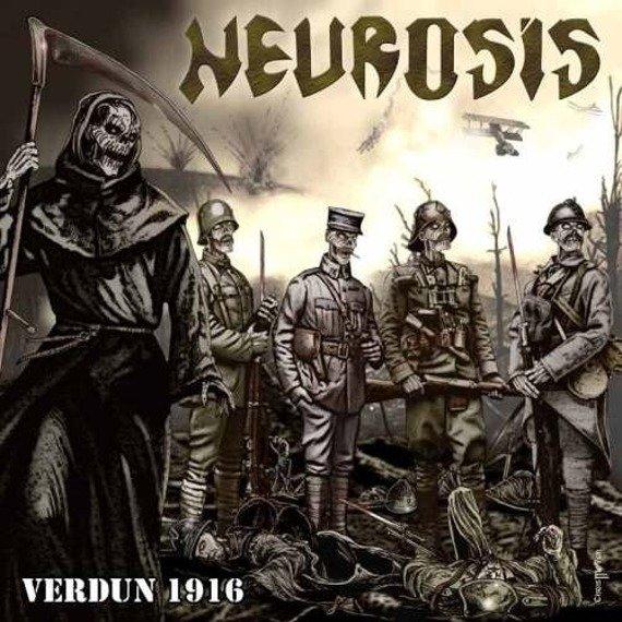 płyta CD: NEUROSIS INC. - VERDUN 1916