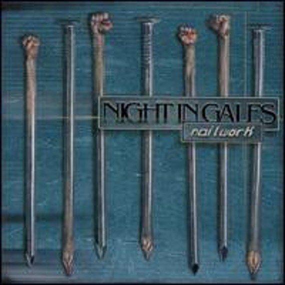 płyta CD: NIGHT IN GALES - NAILWORK