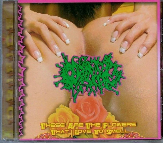 płyta CD: ORIFICE - THESE ARE THE FLOWERS THAT I LOVE TO SMELL