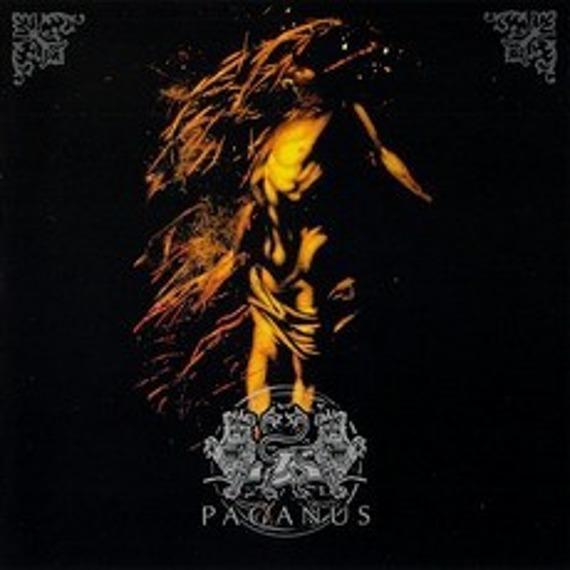 płyta CD: PAGANUS - PAGANUS
