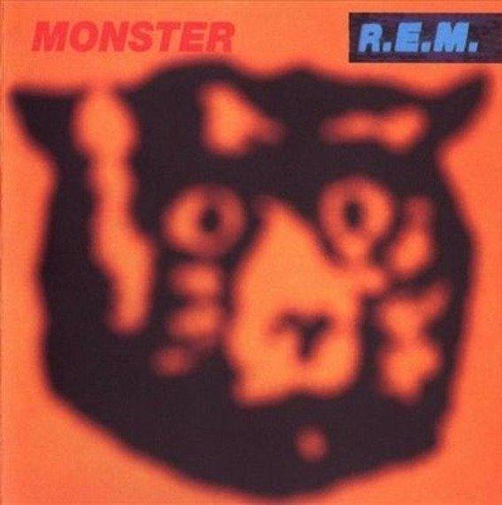 płyta CD: R.E.M. - MONSTER
