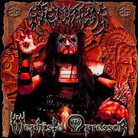 płyta CD: REDRUM - MEPHISTO OPRESSOR