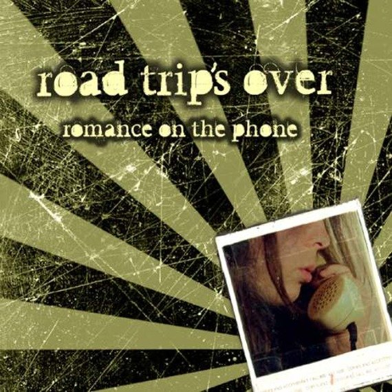 płyta CD: ROAD TRIP'S OVER - ROMANCE ON THE PHONE