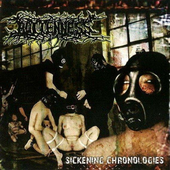 płyta CD: ROTTENNESS - SICKENING CHRONOLOGIES