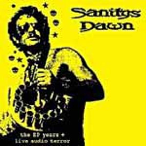 płyta CD: SANITYS DAWN - THE EP YEARS + LIVE AUDIO TERROR