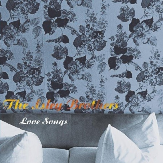 płyta CD: THE ISLEY BROTHERS - LOVE SONGS
