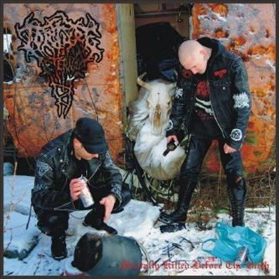 płyta CD: TORTURE ETERNAL - MENTALLY KILLED BEFORE THE BIRTH