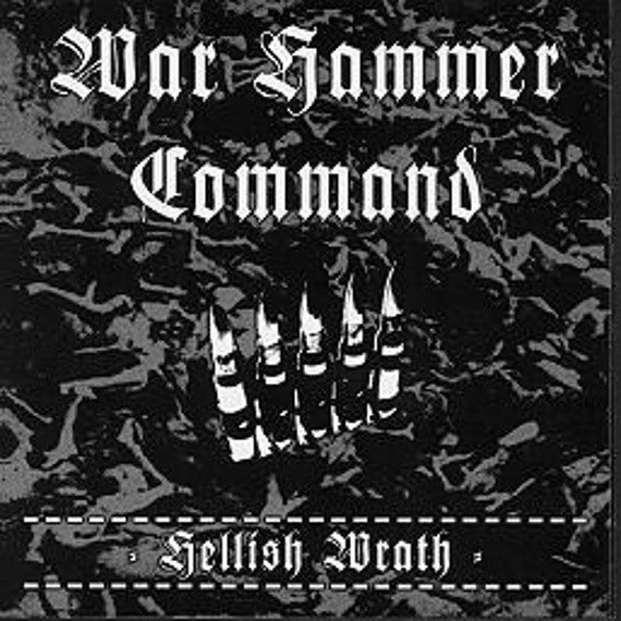 płyta CD: WAR HAMMER COMMAND - HELLISH WRATH