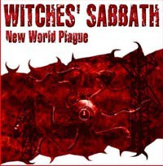 płyta CD: WITCHES' SABBATH - NEW WORLD PLAGUE