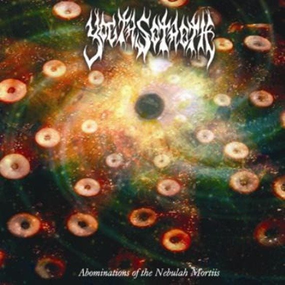 płyta CD: YOGTH SOTHOTH - ABOMINATIONS OF THE NEBULAH MORTIIS