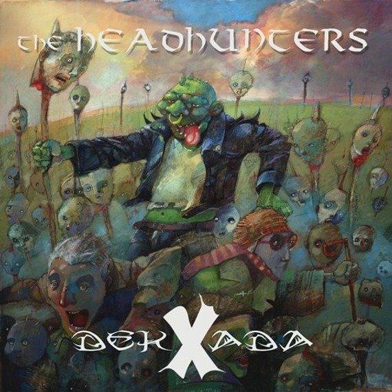 płyta winylowa THE HEADHUNTERS - DEKADA (LP) czarny winyl