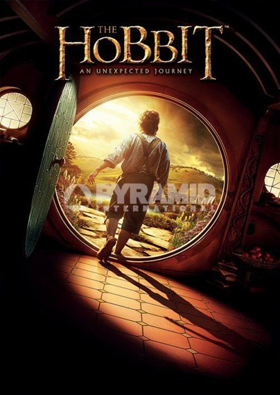 pocztówka THE HOBBIT - ONE SHEET