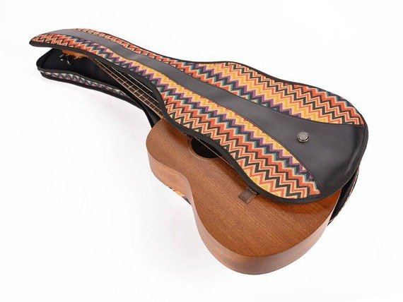 pokrowiec do ukulele koncertowego GAUCHO PEACE UC-1969/3