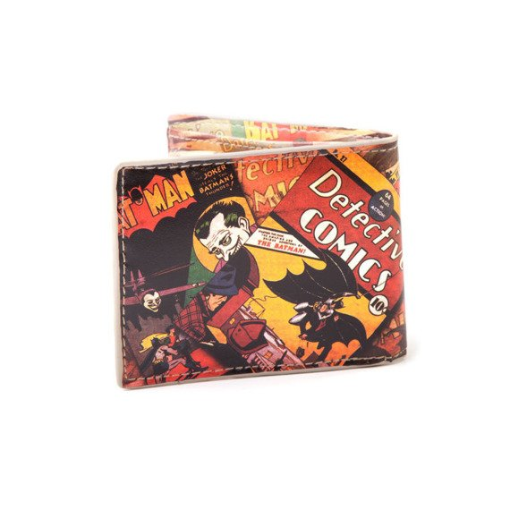 portfel BATMAN - CLASSIC COMIC ART