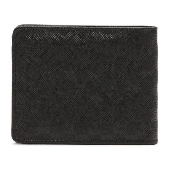 portfel VANS - CHECKED UP BIFOLD BLACK