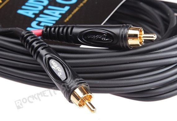przewód audio BOSTON: 2 x RCA (cinch) - mały jack (3.5mm) stereo / 9m