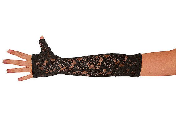 rękawiczki BLACK