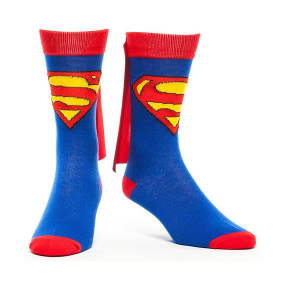 skarpety SUPERMAN