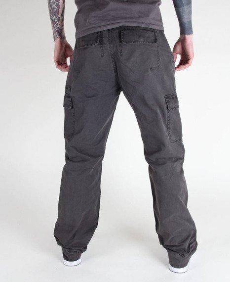 spodnie bojówki ROCKY STAR LIGHT BLACK