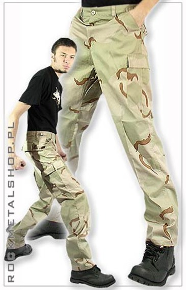 """spodnie bojówki US-RANGER-HOSE, """"3F DESERT"""""""