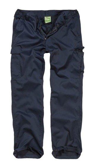 spodnie bojówki US RANGER HOSE - NAVY