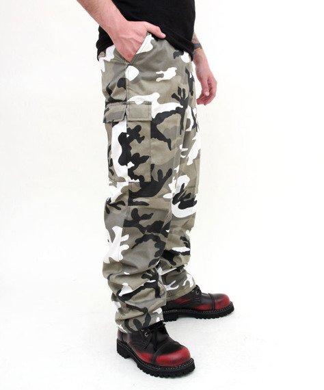 spodnie bojówki US RANGER HOSE - URBAN
