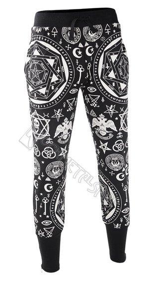 spodnie dresowe KILL STAR - OCCULT