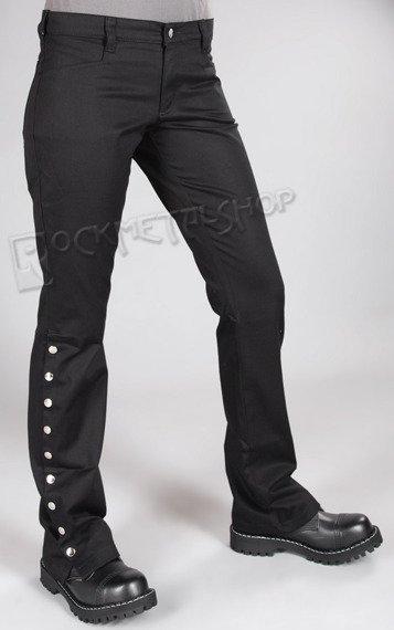 spodnie unisex BUTTON HIPSTER