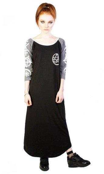sukienka DISTURBIA - NECRONOMICON