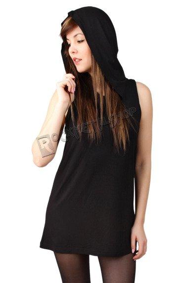sukienka KILL STAR - SORROW BLACK