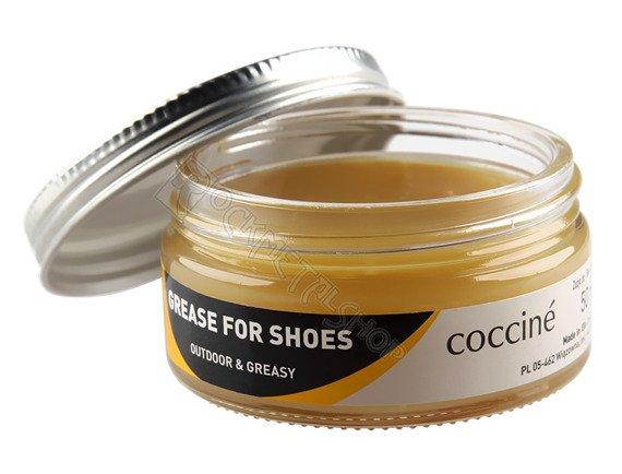 tłuszcz do obuwia i skór BEZBARWNY - COCCINE